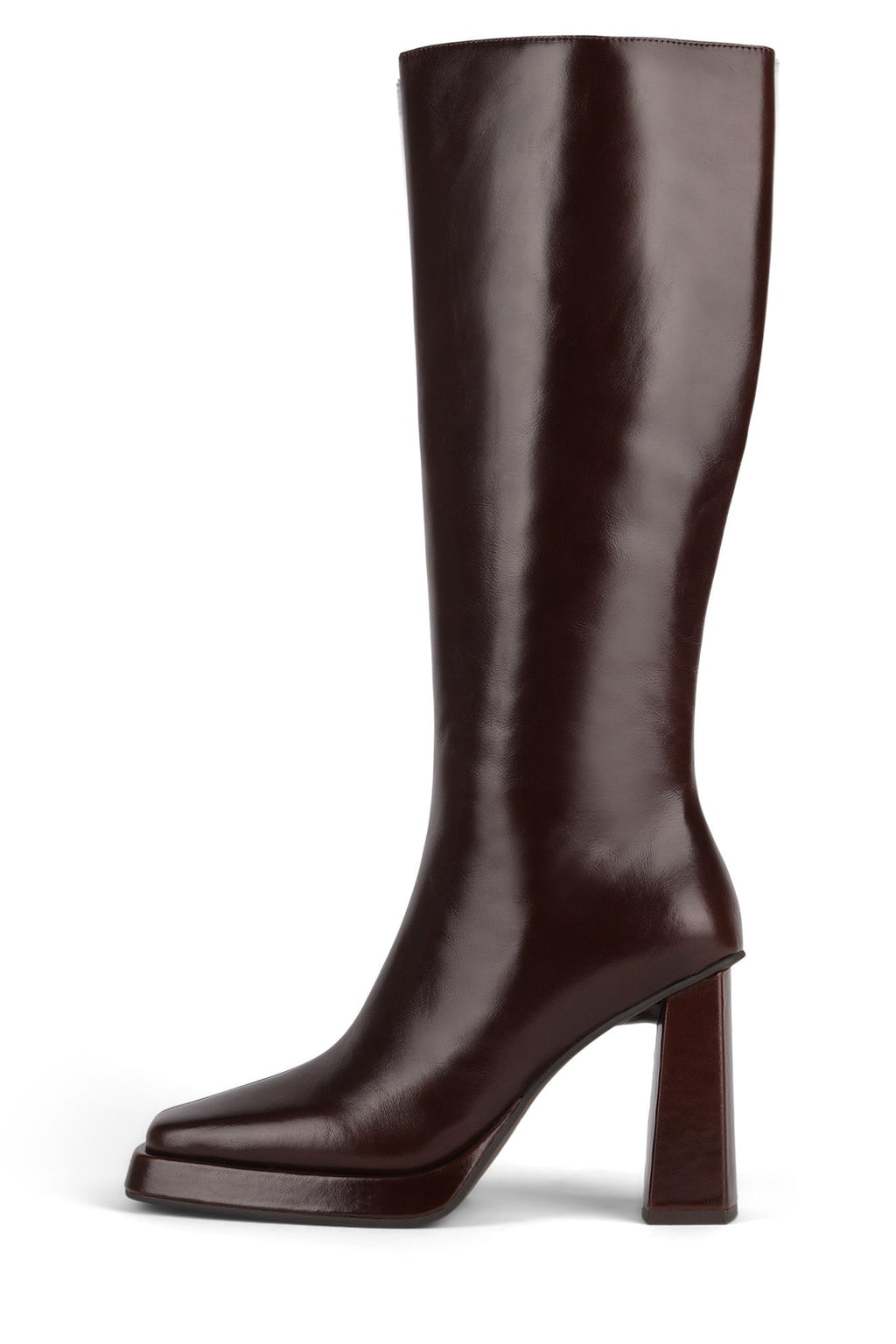 MAXIMAL Knee-High Boot YYH Brown 6