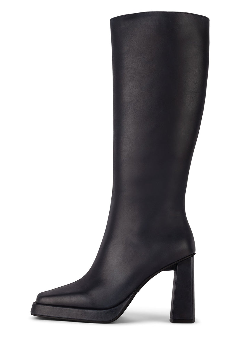 MAXIMAL Knee-High Boot YYH Dusty Blue 5