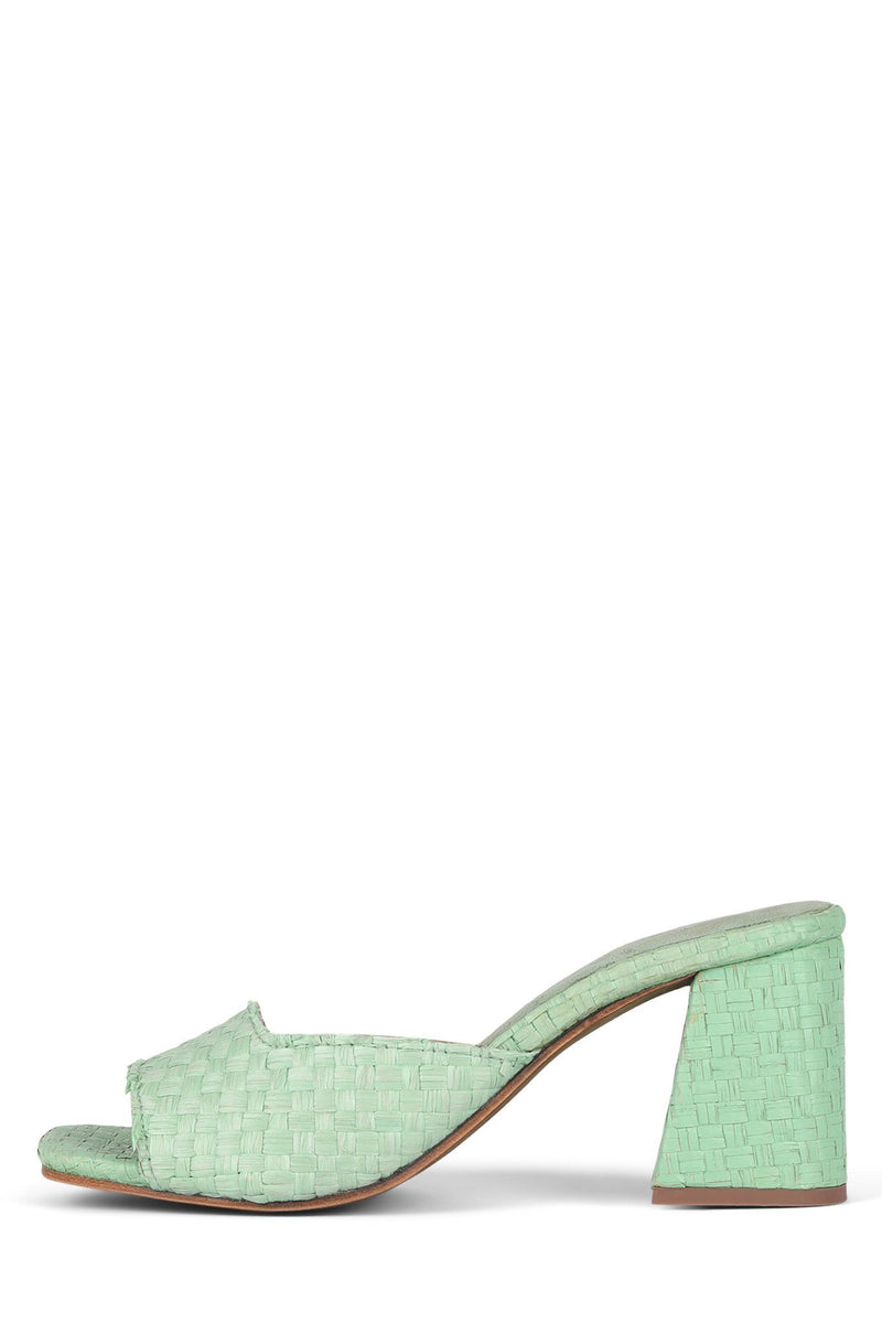 MELANGE-3 Heeled Sandal Jeffrey Campbell Mint 6