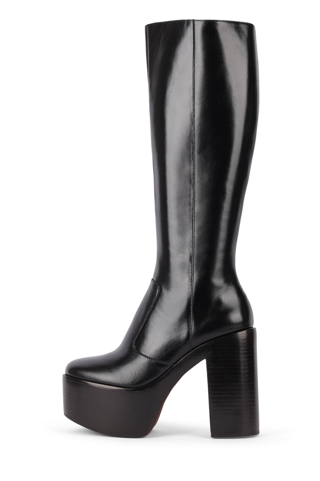 MEXIQUE-KH Knee-High Boot YYH Black 6