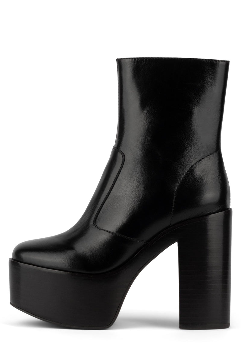 MEXIQUE Platform Boot YYH Black 6
