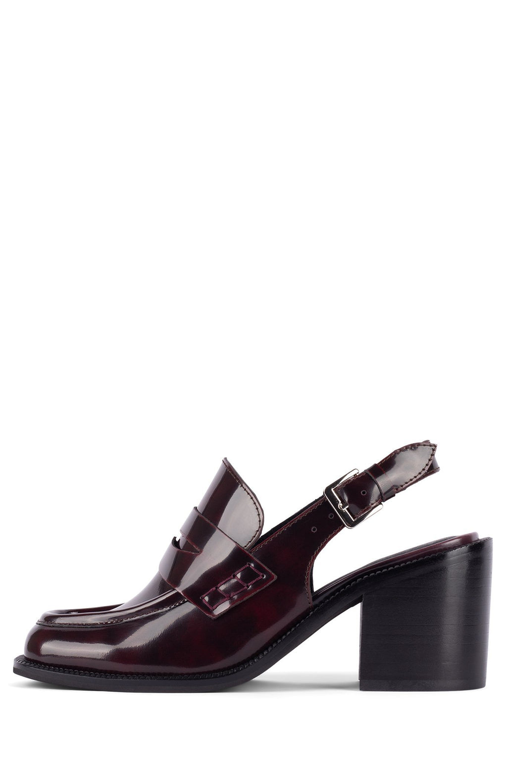 MILLHOUSE Loafer STRATEGY Wine Ruboff 6