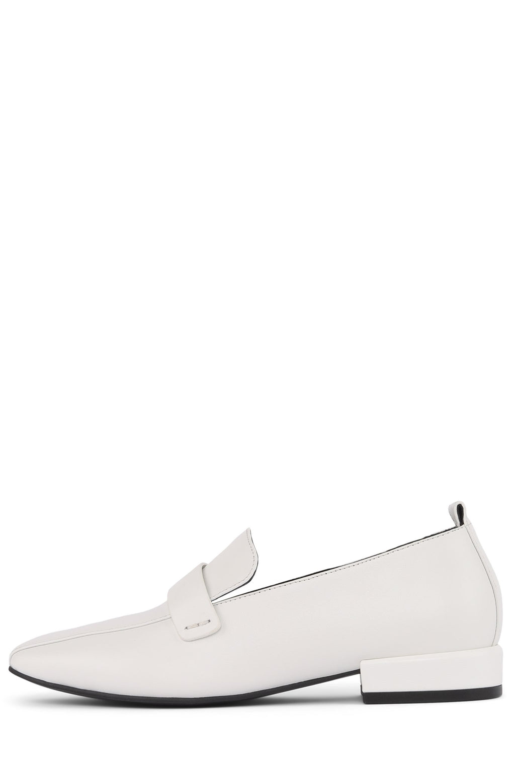 MORITZ Loafer Jeffrey Campbell White 5