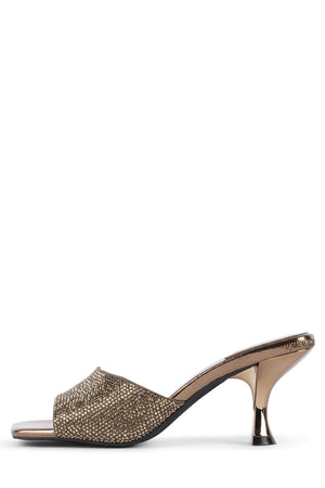 MR-BIG-J Heeled Sandal YYH Bronze Combo 5