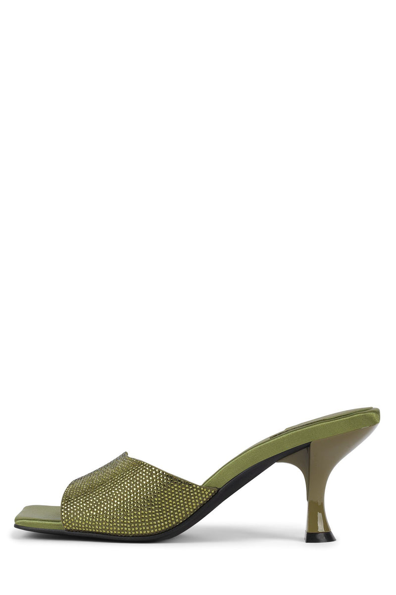 MR-BIG-J YYH Olive Satin Olive 6