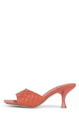 MR-BIG-Q2 Heeled Sandal Jeffrey Campbell Orange 6