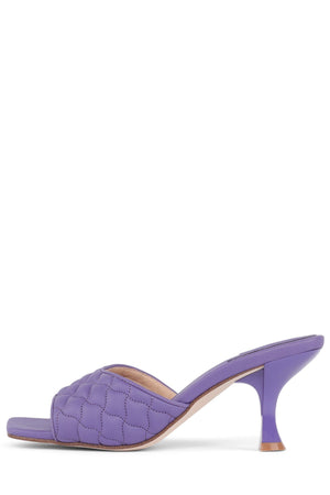 MR-BIG-Q2 Heeled Sandal Jeffrey Campbell Purple 6