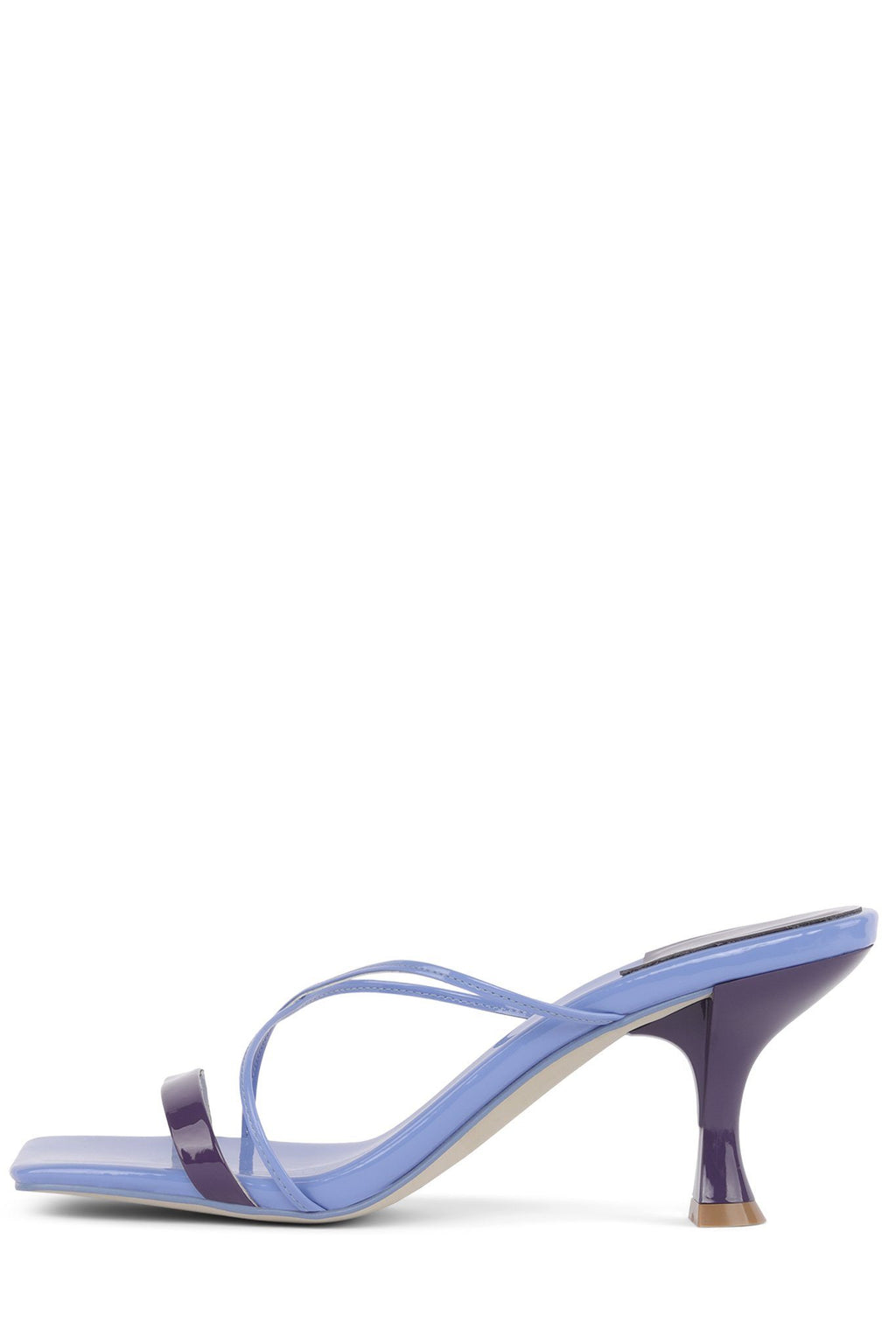 MURAL-2 Heeled Sandal YYH Blue Patent Multi 6