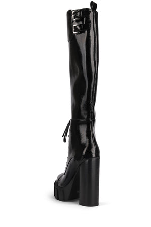 MYTHIC Knee-High Boot HS