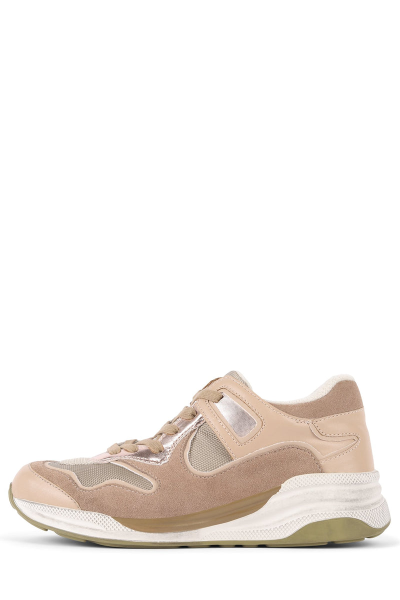 OLLIES Sneaker STRATEGY Nude Combo 6