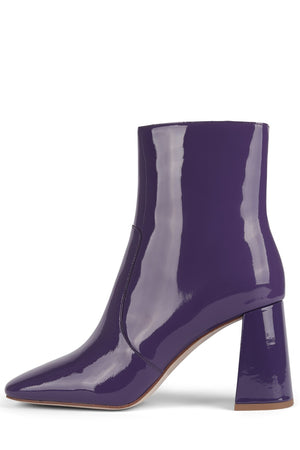 PATTI Heeled Bootie YYH Purple Patent 6