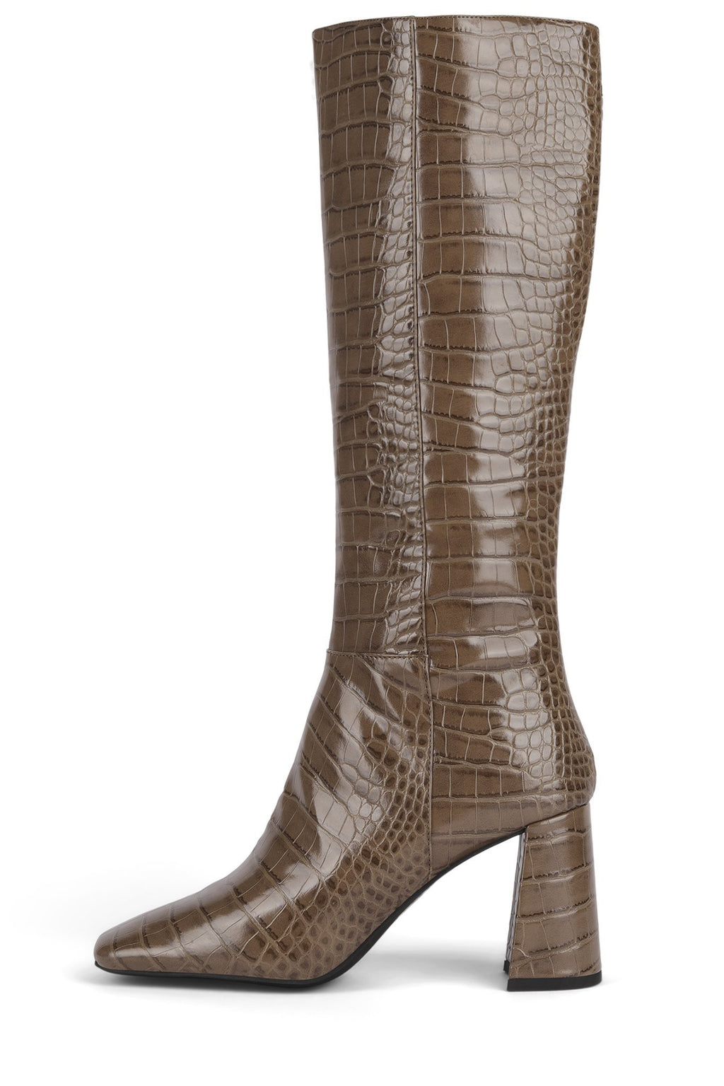 PATTI-KH Knee-High Boot YYH Khaki Croco 6