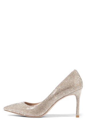 PELARA-JS ST Nude Suede Champagne 6