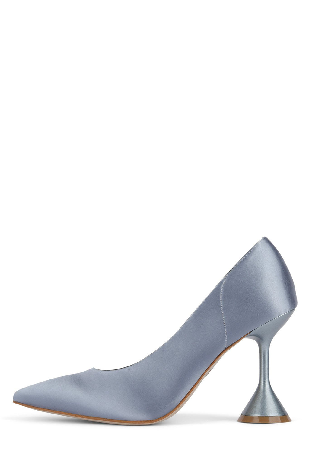 PERLAH-2 Pump ST Light Blue Satin 6