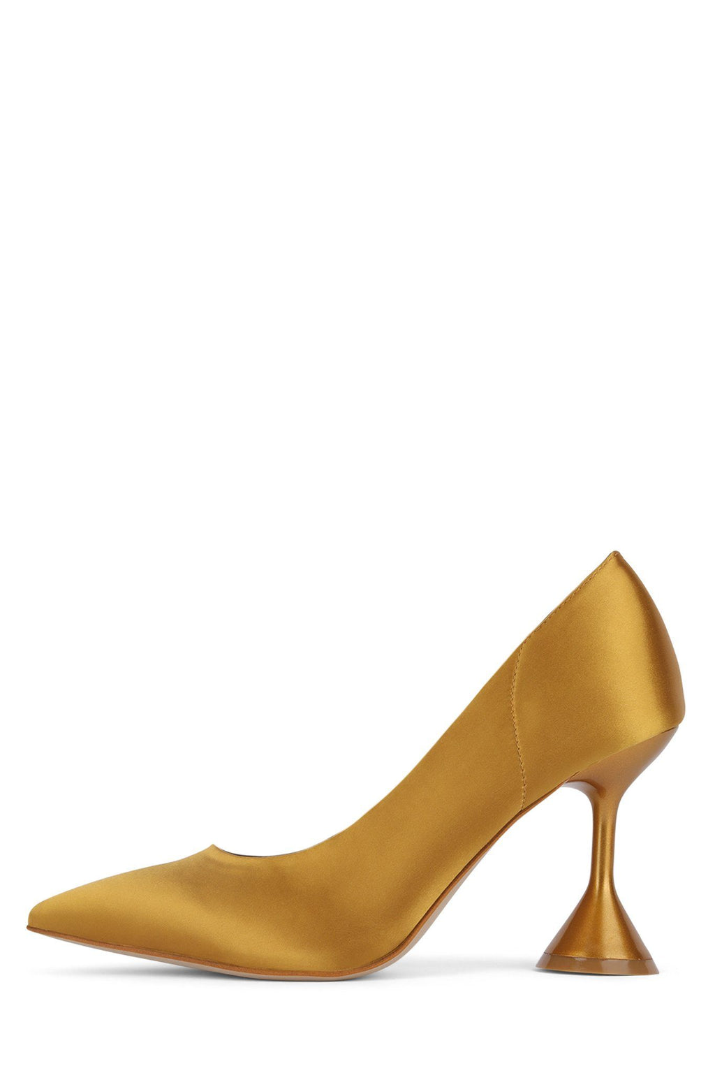 PERLAH-2 Pump ST Yellow Satin 6