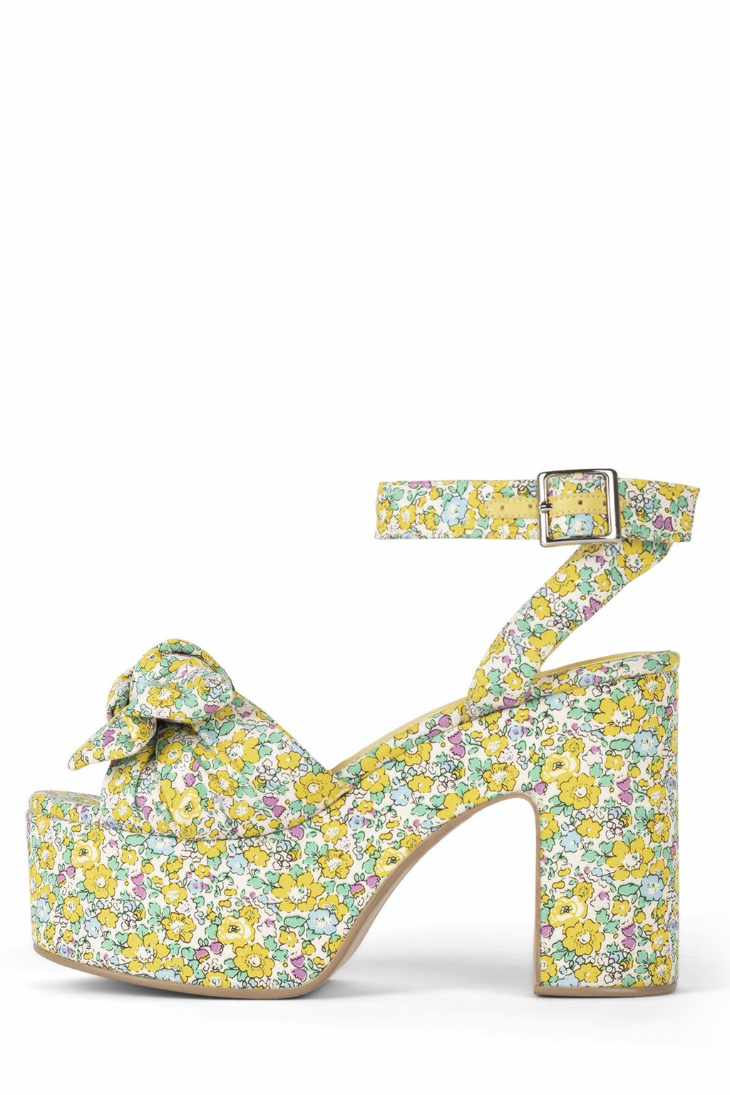 PIC-NIC HS Yellow Multi Floral 5