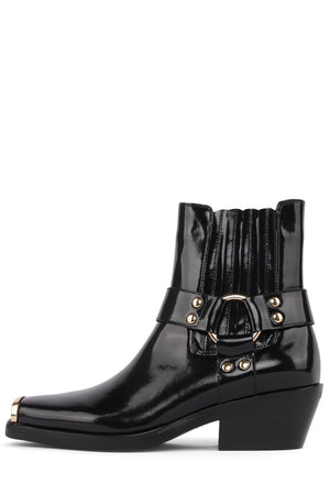 POKER-BK Boot YYH Black Box Gold 6