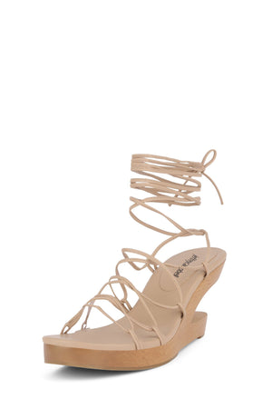 POSH-3 Wedge Sandal HS