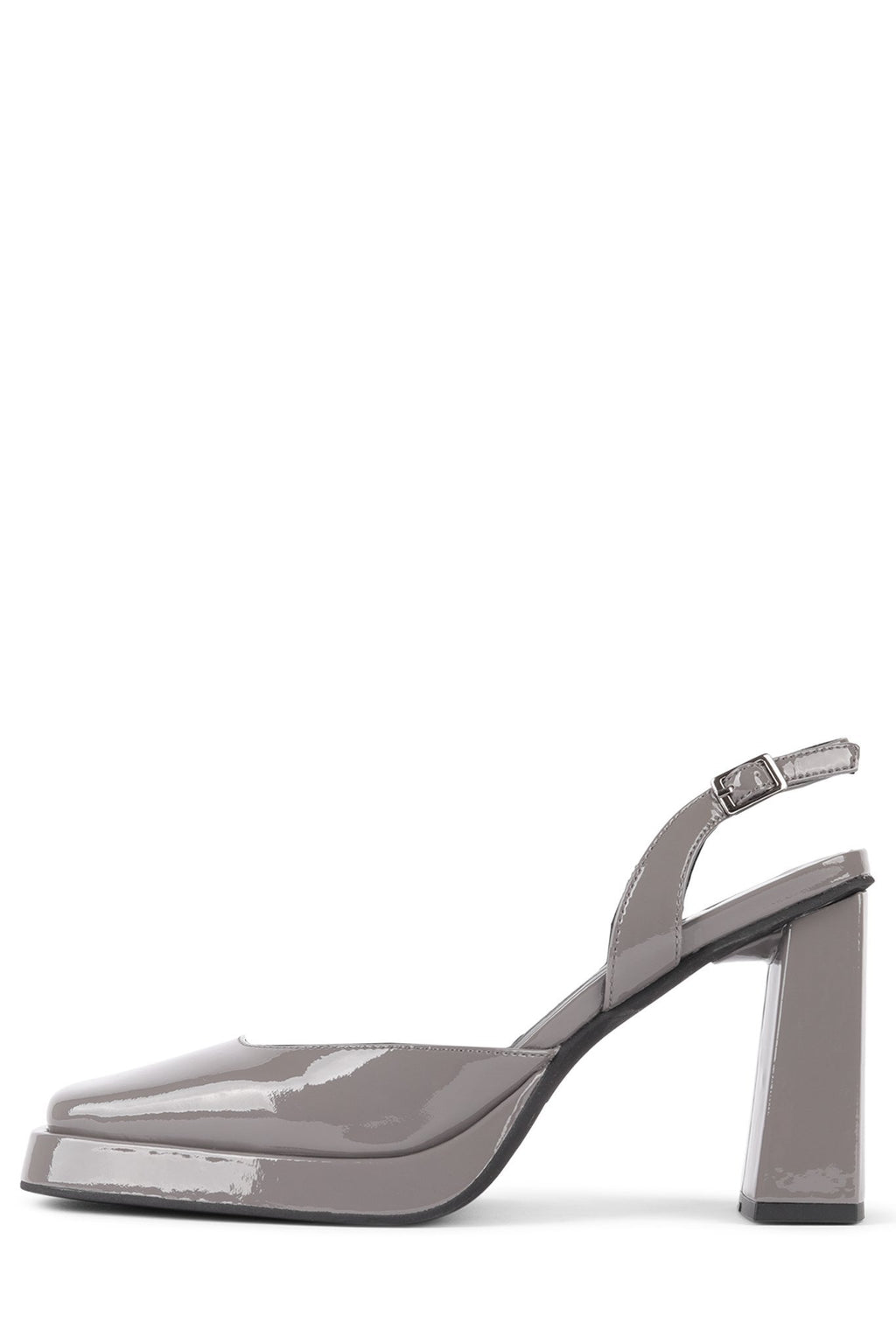 PUFF-PASS Platform Pump YYH Grey Patent 6