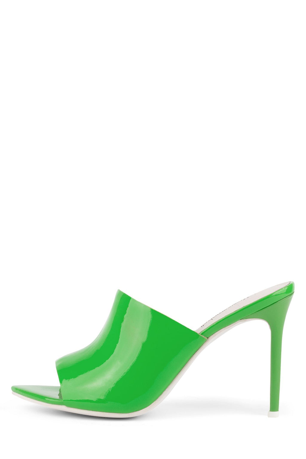 RATED-R Heeled Sandal RB Green Neon 6