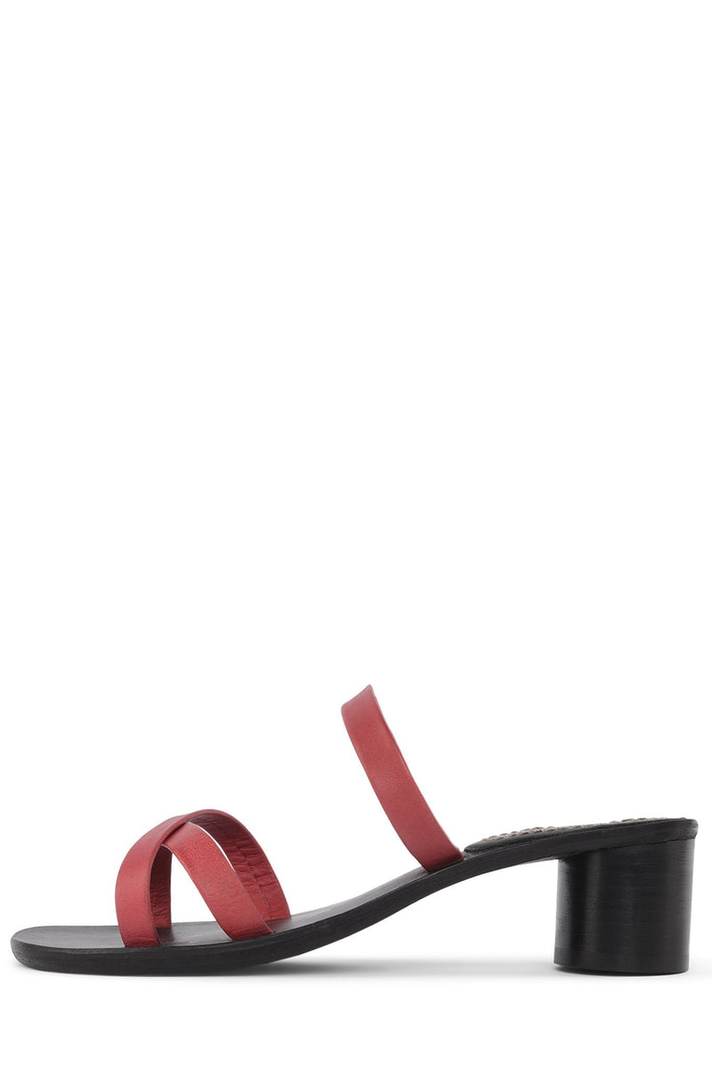 ROZA Heeled Sandal Jeffrey Campbell Red 6