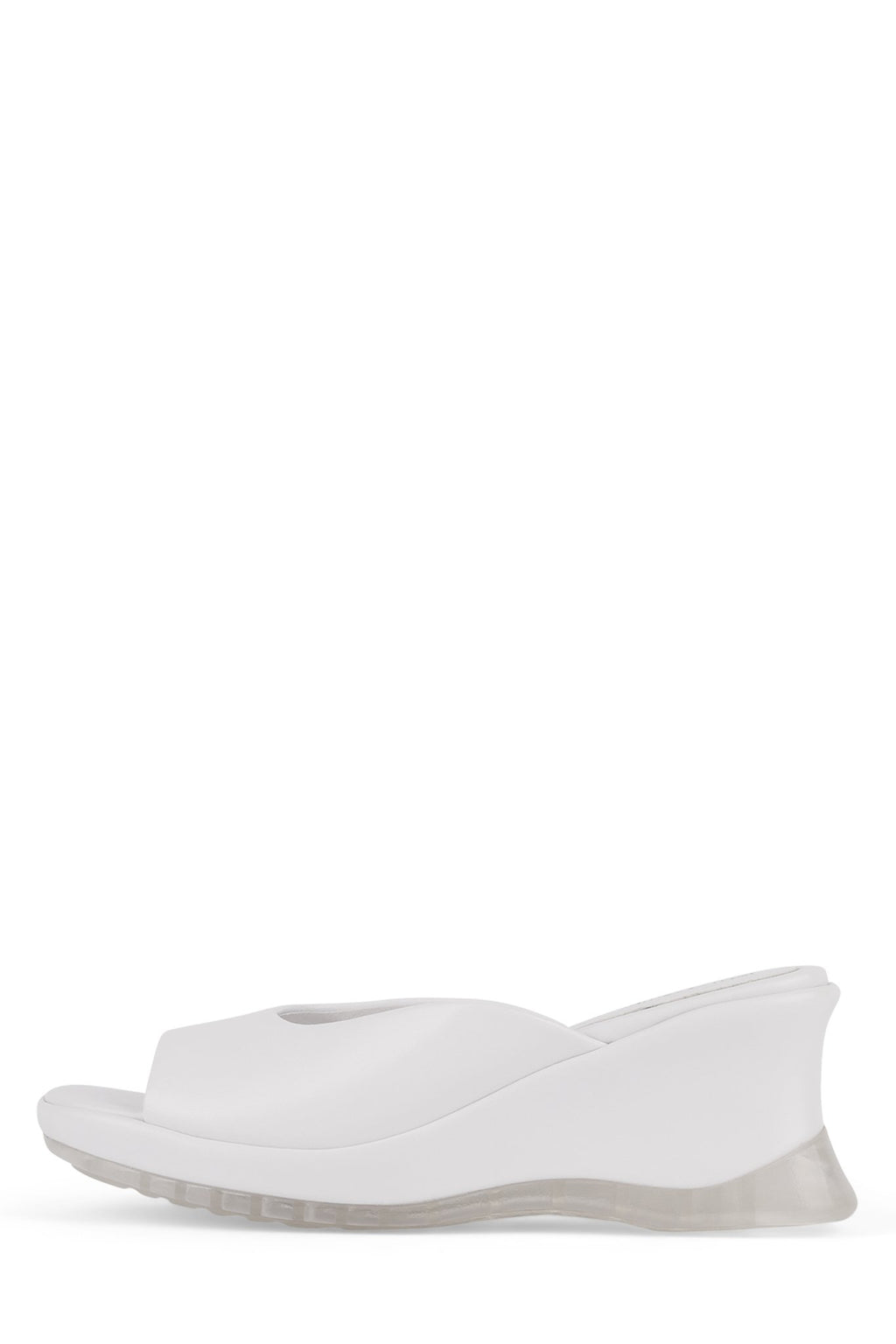 RYUKI Wedge Sandal YYH White 6