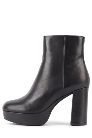 SAHAR Platform Boot Jeffrey Campbell Black 6
