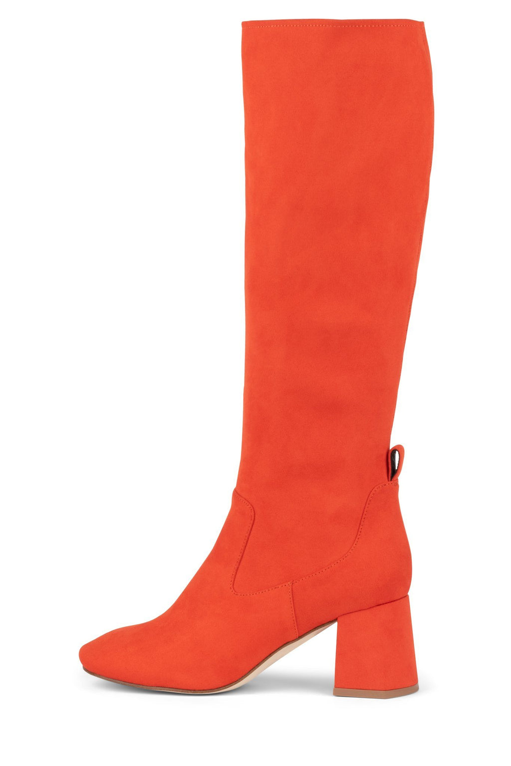 SERINE Knee-High Boot YYH Orange Suede 6