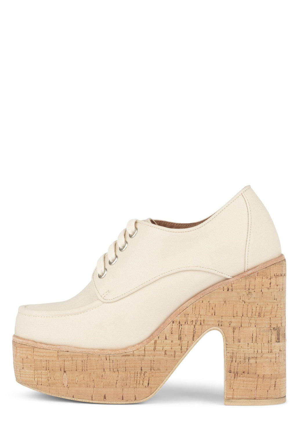 SHAGGIN Oxford HS Beige Canvas 6