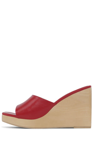 SIMONA Wedge Sandal HS Red 6