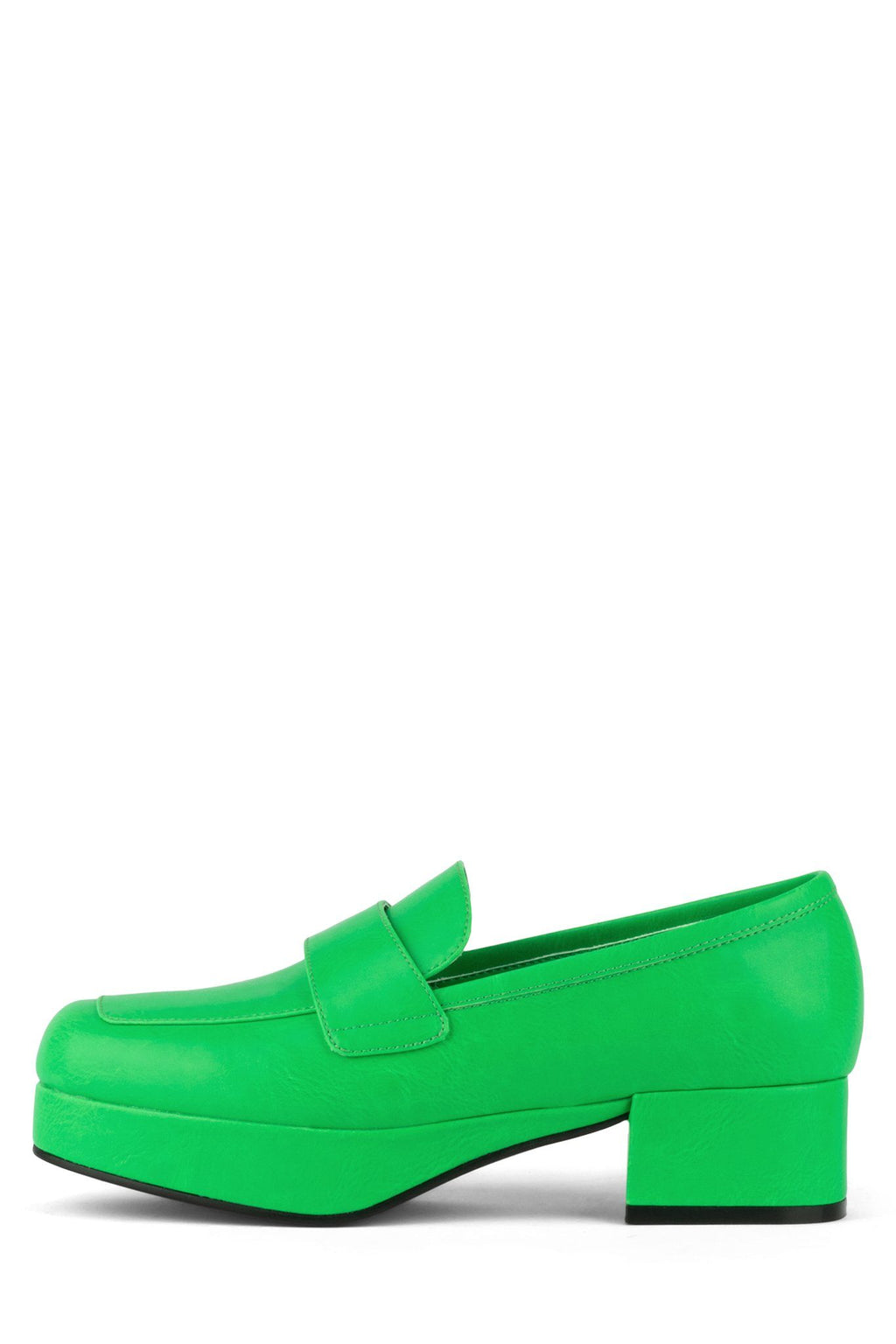 STUDENT Loafer DV Green 6