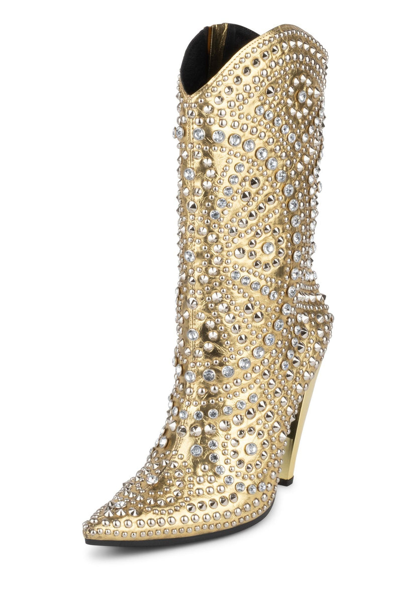 STUDLET Heeled Boot YYH