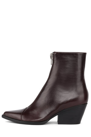 SULLIVAN Bootie STRATEGY Brown 6