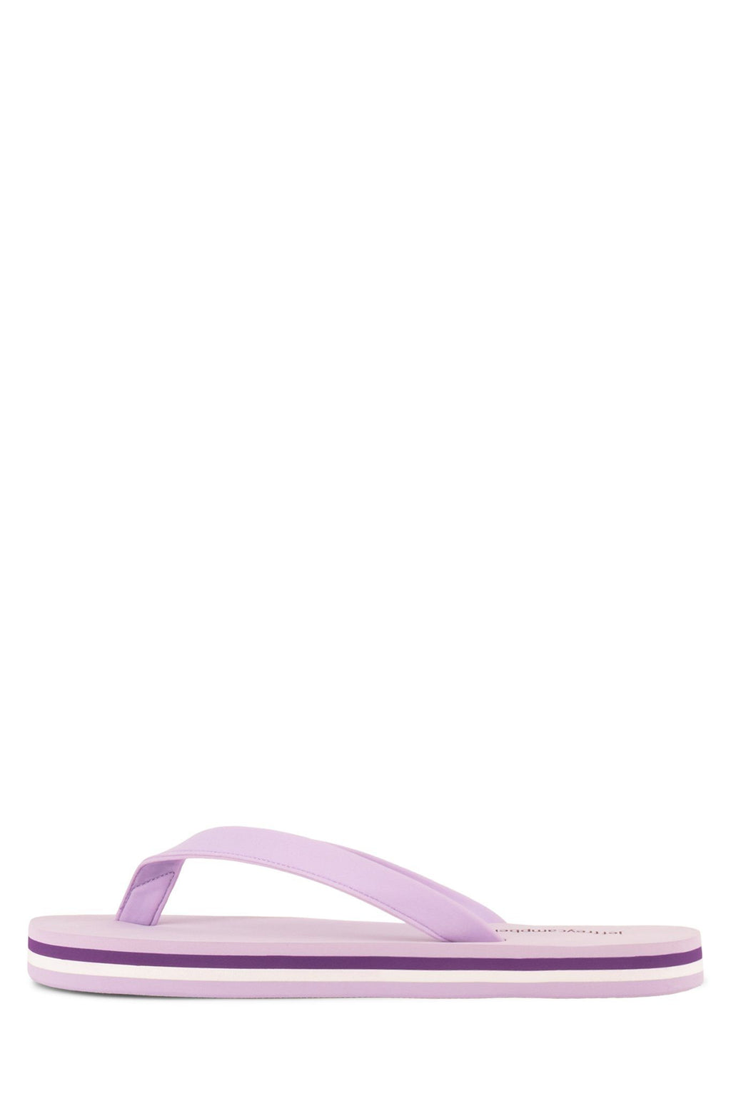 SURFIN Flat Sandal Jeffrey Campbell Lilac Combo 6