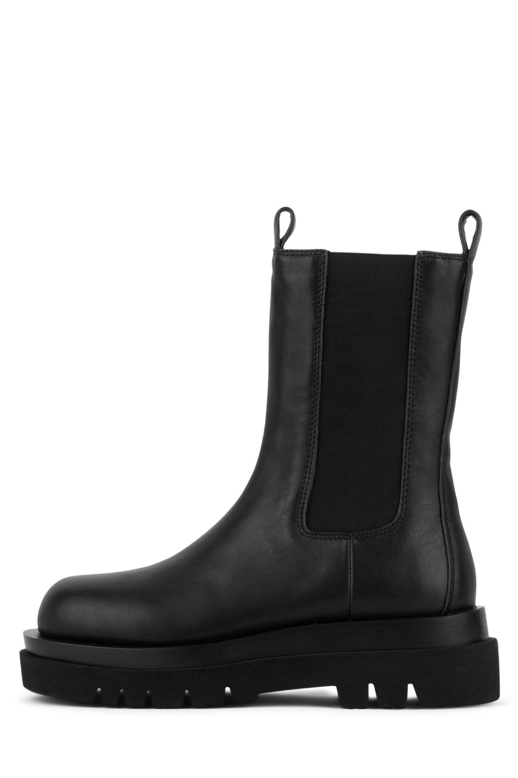 TANKED Platform Boot Jeffrey Campbell Black 6