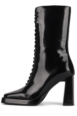 TESTINO Heeled Bootie YYH Black Box 6
