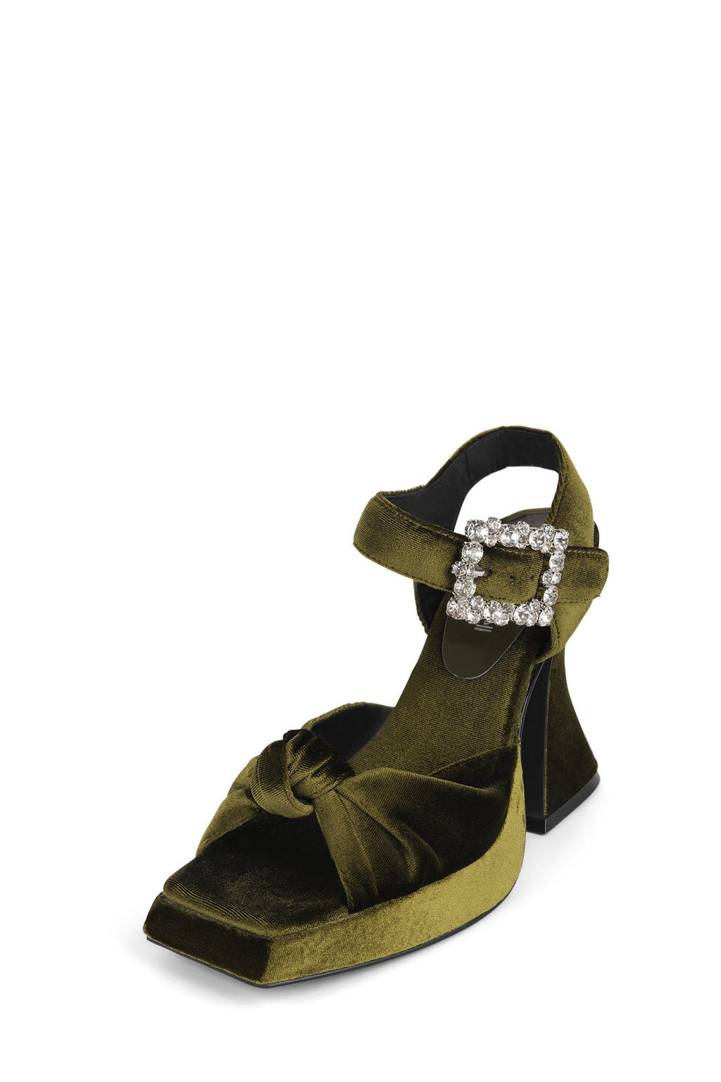 THE-CRAFT Platform Sandal DV