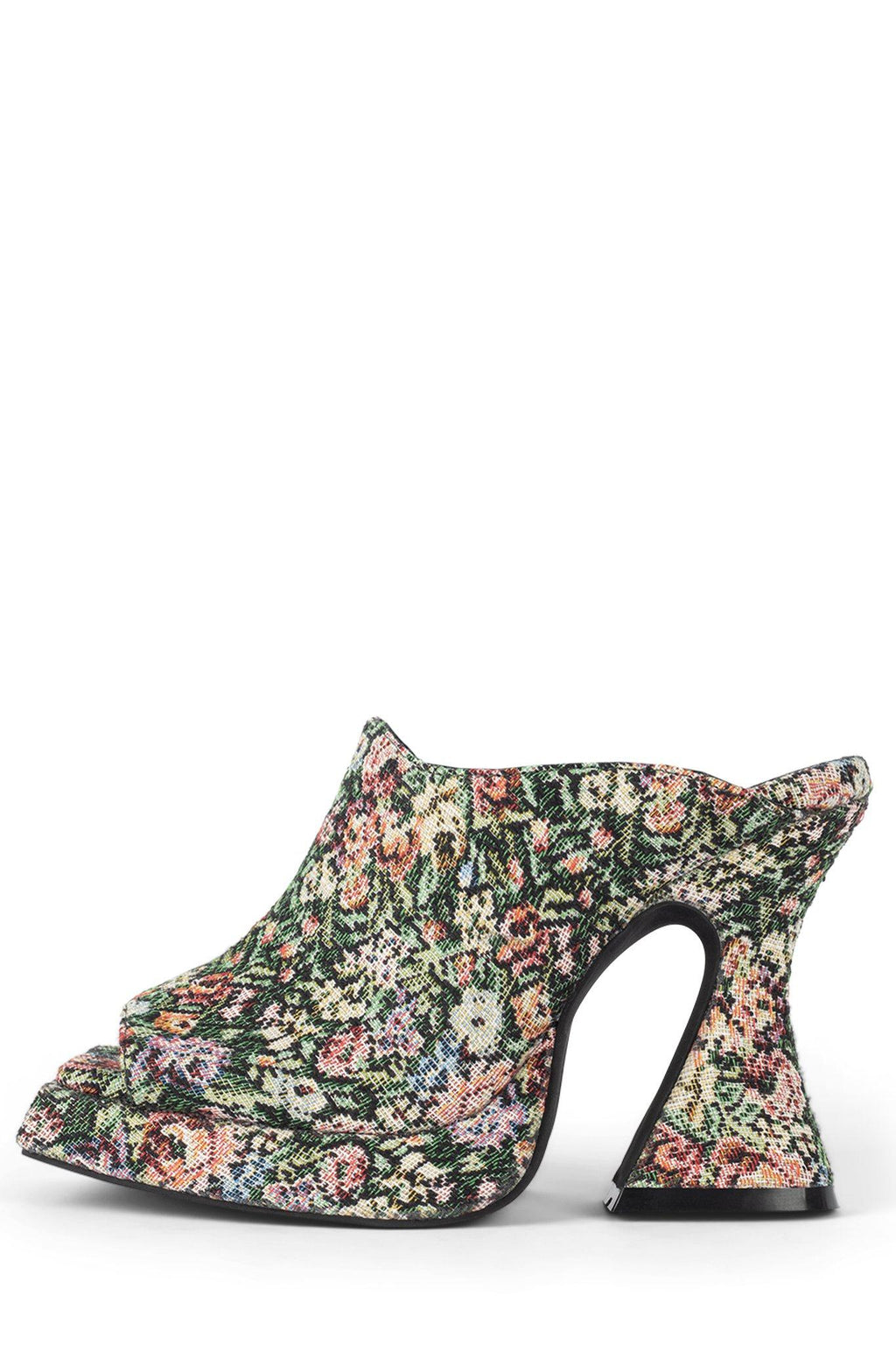 THE-CULT HS Multi Floral Tapestry 6