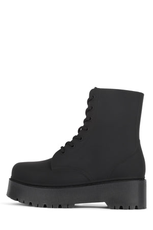 TORRENT-2 Rain Boot Jeffrey Campbell Black Matte 6