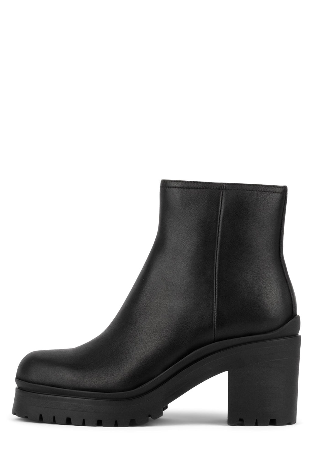 TRACKER Platform Boot Jeffrey Campbell Black 6