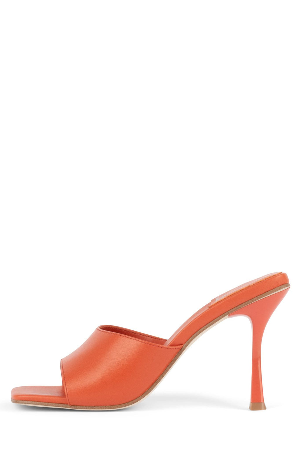 UTOPIC Heeled Mule YYH Orange 6