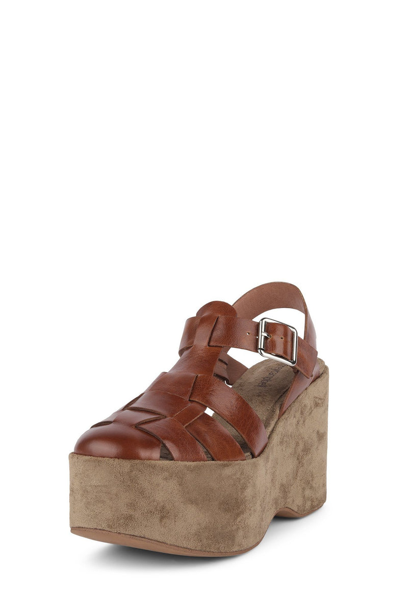 WEST-END Wedge Sandal YYH