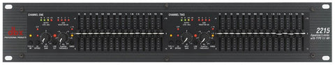 DBX 2215 Graphic Equaliser / Limiter