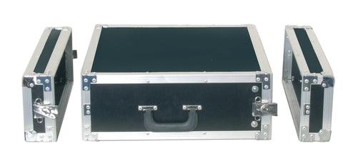 3U Rack Case With Front/Back Doors