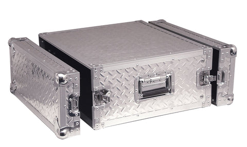 4U Full Flight Rack Case With Front/Back