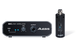 Alesis Miclink Wireless Microphone Adapter 2.4Ghz