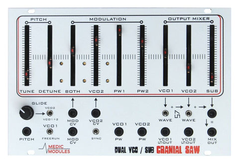 Analogue Solutions Cranial Saw