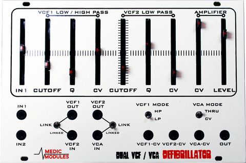 Analogue Solutions Defibrillator