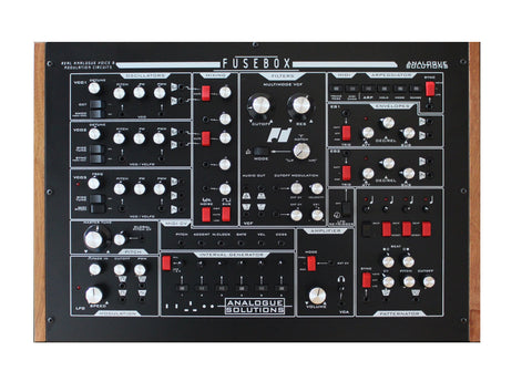 Analogue Solutions Fusebox - Black