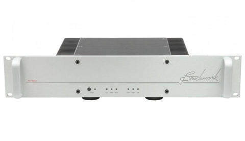 Benchmark AHB2 Amplifier Rack Silver